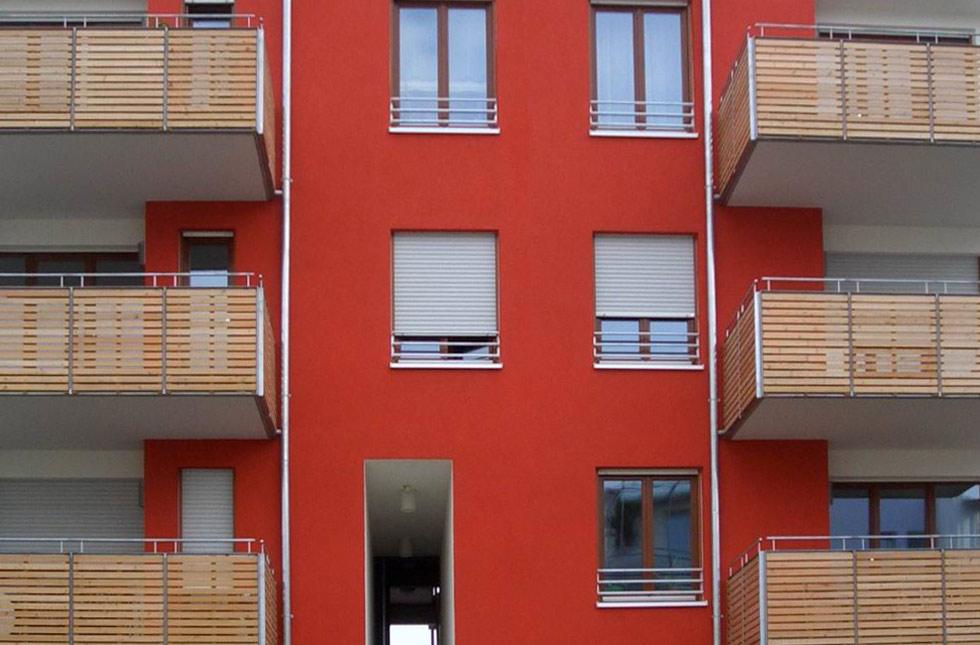 Mehrfamilienhaus Ingeborg Drewitz Allee