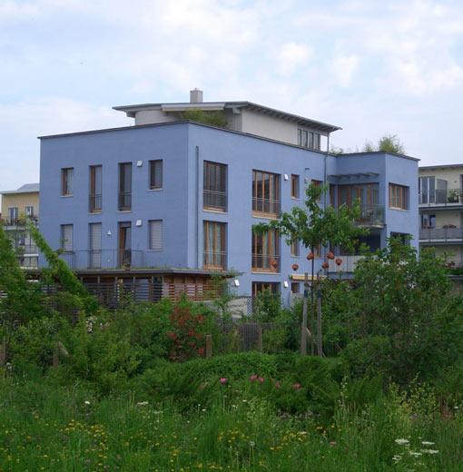 Freiburg Baugruppe Rieselfeld