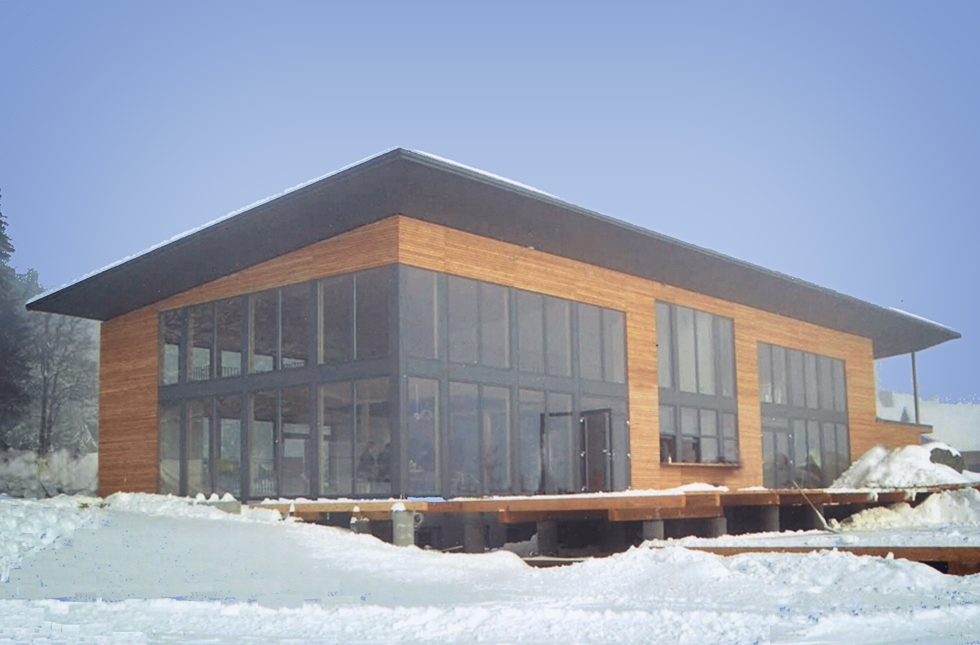 Feldbergcenter On Snow