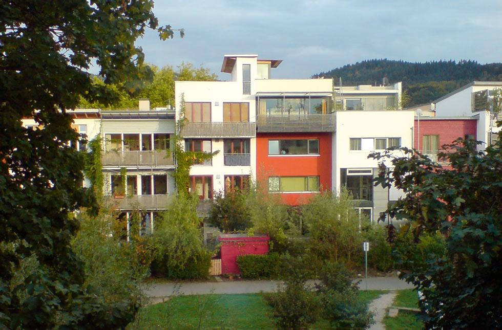 Freiburg Vauban