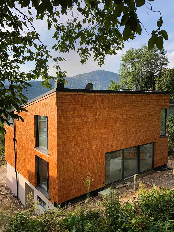 Passivhaus Freiburg Ebnet